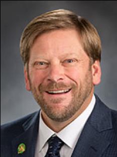 Representative Mike Chapman